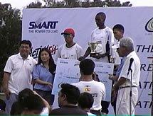 First Clark International Marathon Winners