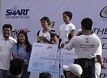 First Clark International Marathon Presentation