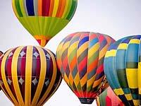 2009 Clark Hot Air Balloon Festival