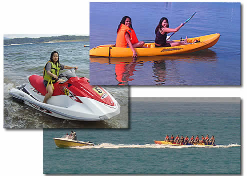 Water Sports All Hands Beach Bed and Breakfast