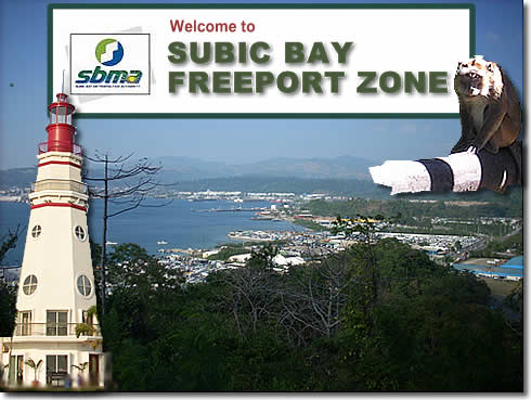 Subic Bay View of Freeport
